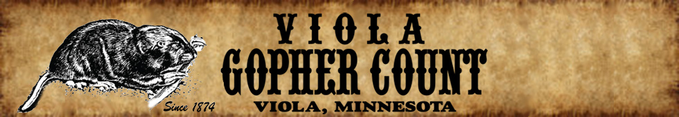 Viola Gopher Count